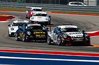 Porsche GT3 Cup Challenge USA<br /> Advance Auto Parts SportsCar Showdown<br /> Circuit of The Americas, Austin, TX USA<br /> Saturday 6 May 2017<br /> 00, Corey Fergus, GT3P, USA, 2017 Porsche 991<br /> World Copyright: Jake Galstad<br /> LAT Images