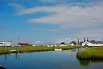 Tangier Island is a tiny island community in Chesapeake Bay Virginia with a unique American English dialect.