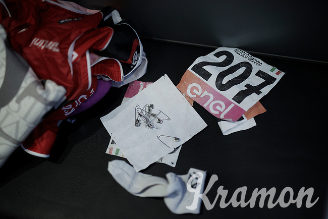 ready to put a race number on<br /> <br /> stage 17: Molveno-Cassano d'Adda 196km<br /> 99th Giro d'Italia 2016