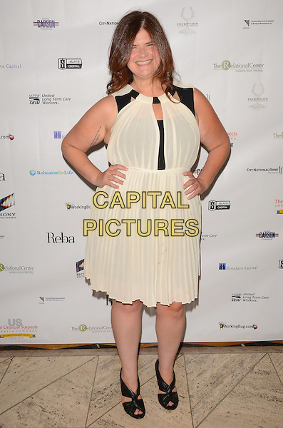 29 May 2014 - Los Angeles, California - Celia Finkelstein.  Arrivals for The Unusual Suspects Theater Company 2014 Gala held at Cicada Restaurant in Los Angeles, Ca.  <br /> CAP/ADM/BT<br /> &copy;Birdie Thompson/AdMedia/Capital Pictures