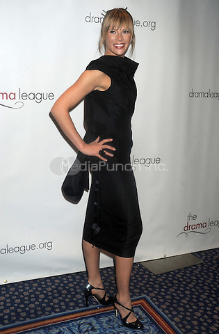 Annika Boras attends the 75th Annual Drama League Awards at the Marriot Marquis in New York City. May 15, 2009 Credit: Dennis Van Tine/MediaPunch