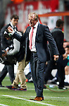 Nederland, Enschede, 30 augustus 2012.Europa League voorronde.FC Twente-Bursaspor (4-1).Steve McClaren, trainer-coach van FC Twente