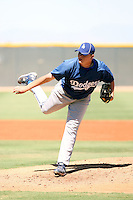 Garrett Gould - Los Angeles Dodgers - 2010 Instructional League.Photo by:  Bill Mitchell/Four Seam Images..