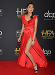 Blanca Blanco 141 arrives at the 23rd Annual Hollywood Film Awards at The Beverly Hilton Hotel on November 03, 2019 in Beverly Hills, California