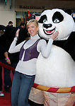 HOLLYWOOD, CA. - November 09: TV Personality Nancy O'Dell arrives at the Kung Fu Panda DVD Release at Grauman's Chinese Theatre on November 9, 2008 in Hollywood, California.