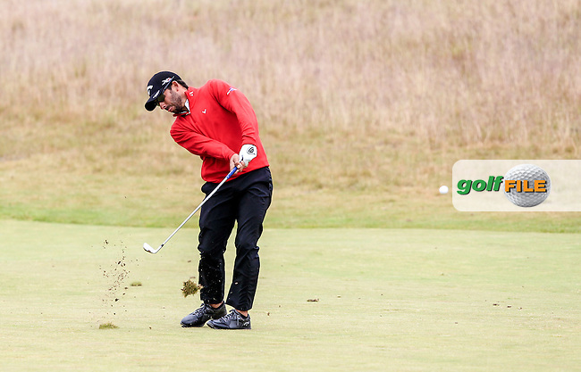 Paolo Larrazabal (ESP) during the first round of the Aberdeen Asset Management Scottish Open 2016, Castle Stuart  Golf links, Inverness, Scotland. 07/07/2016.<br /> Picture Fran Caffrey / Golffile.ie<br /> <br /> All photo usage must carry mandatory copyright credit (&copy; Golffile | Fran Caffrey)