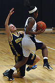 Oxford at Bloomfield Hills, Girls Varsity Basketball, 2/10/15