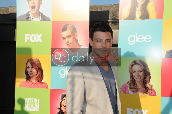 Cory Monteith<br />
