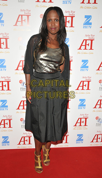 Michelle Gayle at the Arts for India Golden Gala, BAFTA, Piccadilly, London, England, UK, on Wednesday 31 May 2017.<br /> CAP/CAN<br /> &copy;CAN/Capital Pictures