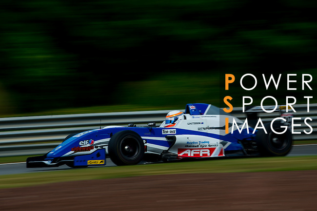 Garnet Patterson of KCMG drives during the AFR Series 2015 as part of the 2015 Pan Delta Super Racing Festival at Zhuhai International Circuit on September 20, 2015 in Zhuhai, China.  Photo by Aitor Alcalde/Power Sport Images