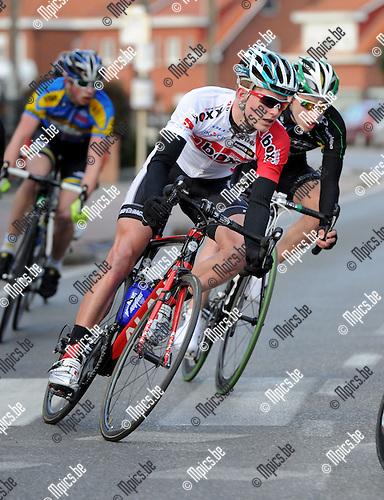 2012-02-25 / Wielrennen / seizoen 2012 / Brent Luyckx (Oostmalle)..Foto: Mpics.be