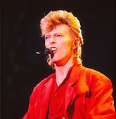 Jul 03, 1987: DAVID BOWIE - Glass Spider Tour - La Courneuve Paris France