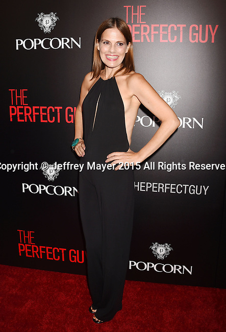 BEVERLY HILLS, CA - SEPTEMBER 02: Actress Suzanne Cryer arrives at the premiere of Screen Gems' 'The Perfect Guy' at The WGA Theater on September 2, 2015 in Beverly Hills, California.