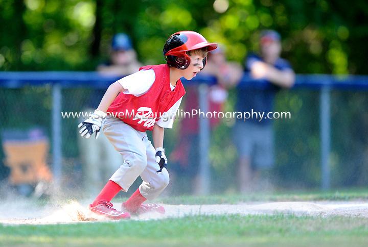 Hebron vs. Ledyard Little League Baseball from Blish Park in Marlborough, CT.