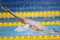 Aya Terakawa (JPN), .MAY 25, 2012 - Swimming : .JAPAN OPEN 2012 .Women's 100m Backstroke .at Tatsumi International Swimming Pool, Tokyo, Japan. .(Photo by YUTAKA/AFLO SPORT) [1040]