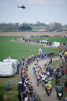 sector 12: Orchies (1.7km)<br /> <br /> 114th Paris-Roubaix 2016