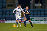 4th January 2020; Dens Park, Dundee, Scotland; Scottish Championship Football, Dundee FC versus Inverness Caledonian Thistle; Aaron Doran of Inverness Caledonian Thistle challenges for the ball with Cammy Kerr of Dundee  - Editorial Use