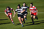 NELSON, NEW ZEALAND - JULY 20: Division 1 Womens Rugby Final - WOB v Motuere at Trafalgar Park 20 July 2019 in Nelson, New Zealand. (Photo by Chris Symes/Shuttersport Limited)