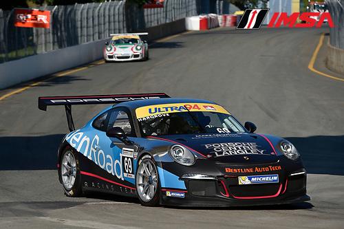 7-10 August, 2014, Trois-Rivieres, Quebec Canada<br /> 69, Scott Hargrove, Platinum, 2014 Porsche<br /> &copy;2014, Scott R LePage <br /> LAT Photo USA