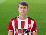 Callum Gribbin during the U23 2019/20 Photocall at Bramall Lane, Sheffield. Picture date: 17th September 2019. Picture credit should read: Simon Bellis/Sportimage