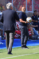 Fabio Liverani of Lecce <br /> Lecce 22-09-2019 Stadio Via del Mare <br /> Football Serie A 2019/2020 <br /> US Lecce - SSC Napoli <br /> Photo Carmelo Imbesi / Insidefoto