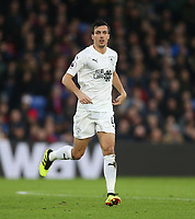 Burnley's Jack Cork<br /> <br /> Photographer Rob Newell/CameraSport<br /> <br /> The Premier League - Saturday 1st December 2018 - Crystal Palace v Burnley - Selhurst Park - London<br /> <br /> World Copyright &copy; 2018 CameraSport. All rights reserved. 43 Linden Ave. Countesthorpe. Leicester. England. LE8 5PG - Tel: +44 (0) 116 277 4147 - admin@camerasport.com - www.camerasport.com