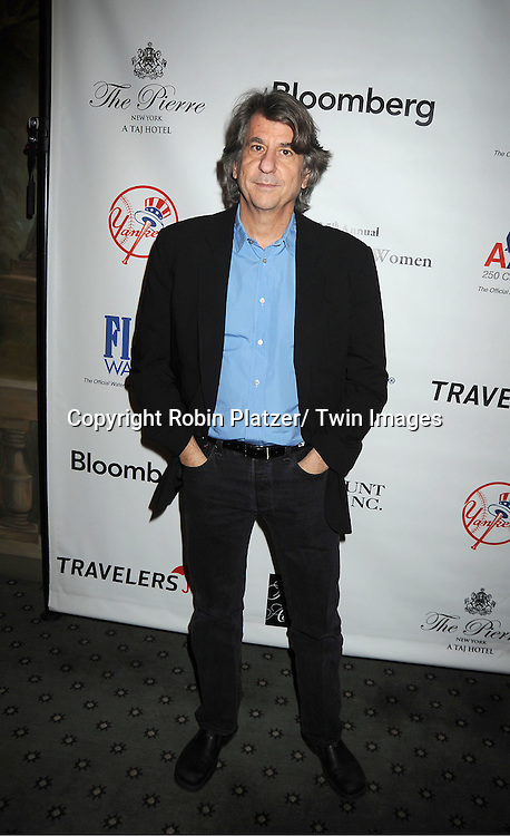 """David Rockwell attends the 25th Annual Citymeals-on-Wheels """"Power Lunch for Women""""  on November 18, 2011 at The Pierre Hotel in New York City."""