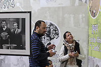 SÃO PAULO, SP, 18.06.2016 - VILA-CHAVES - Movimentação na vila do Chaves que foi construída para homenagear o ator do personagem Chaves,  Roberto Bolaños no Memorial da América Latina na região oeste da cidade de São Paulo nesta sábado, 18. (Foto: Adailton Damasceno/Brazil Photo Press)