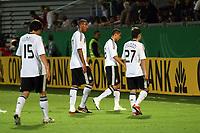 Enttaeuschung bei der Deutschen Mannschaft<br /> Deutschland vs. Tschechien, U21 EM-Qualifikation *** Local Caption *** Foto ist honorarpflichtig! zzgl. gesetzl. MwSt. Auf Anfrage in hoeherer Qualitaet/Aufloesung. Belegexemplar an: Marc Schueler, Alte Weinstrasse 1, 61352 Bad Homburg, Tel. +49 (0) 151 11 65 49 88, www.gameday-mediaservices.de. Email: marc.schueler@gameday-mediaservices.de, Bankverbindung: Volksbank Bergstrasse, Kto.: 151297, BLZ: 50960101