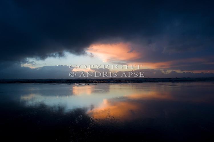 Kahurangi coastline. Tasman Region. New Zealand.