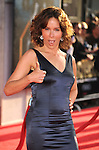 "HOLLYWOOD, CA. - April 26: Actress Jennifer Grey  arrives at the ""Iron Man 2"" World Premiere held at the El Capitan Theatre on April 26, 2010 in Hollywood, California."