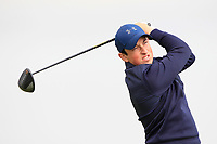 Marc Nolan (Dun Laoghaire) on the 2nd tee during Round 1 of The East of Ireland Amateur Open Championship in Co. Louth Golf Club, Baltray on Saturday 1st June 2019.<br /> <br /> Picture:  Thos Caffrey / www.golffile.ie<br /> <br /> All photos usage must carry mandatory copyright credit (© Golffile | Thos Caffrey)
