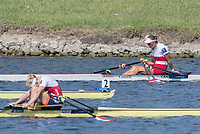Sarasota. Florida Dissapointed, CAN W1X Carling ZEEMAN 6th place after the final. USA.Sunday Final's Day at the  2017 World Rowing Championships, Nathan Benderson Park<br /> <br /> Sunday  01.10.17   <br /> <br /> [Mandatory Credit. Peter SPURRIER/Intersport Images].<br /> <br /> <br /> NIKON CORPORATION -  NIKON D500  lens  VR 500mm f/4G IF-ED mm. 200 ISO 1/1250/sec. f 5.6