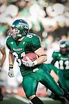 DENTON, TX  NOVEMBER 26: Johnny Quinn #81 - University of North Texas Mean Green vs Arkansas State University Red Wolves at Fouts Field in Denton on November 26, 2005 in Denton, TX. ASU won 31-24. Photo by Rick Yeatts