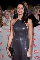 Christine Bleakley<br /> arriving for the National Television Awards 2018 at the O2 Arena, Greenwich, London<br /> <br /> <br /> ©Ash Knotek  D3371  23/01/2018