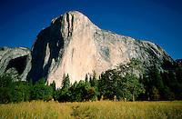 .El Capitan, Yosemite Valley, California, USA..