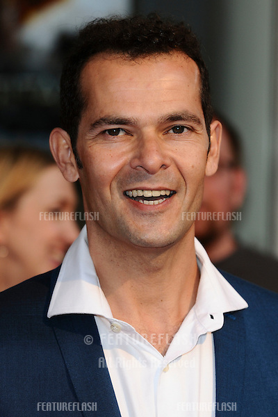 "Alejandro Naranjo arrives for premiere of ""Wrath of the Titans"" at the IMAX Cinema, South Bank, London. 29/03/2012 Picture by: Steve Vas / Featureflash"