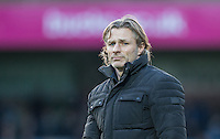 Wycombe Wanderers Manager Gareth Ainsworth during the Sky Bet League 2 match between Wycombe Wanderers and Yeovil Town at Adams Park, High Wycombe, England on 14 January 2017. Photo by Andy Rowland / PRiME Media Images.