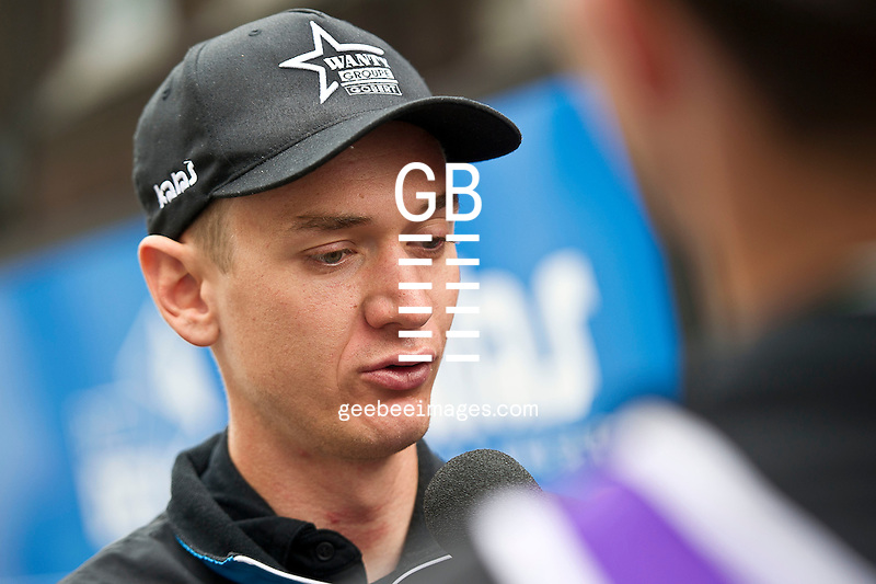 2016 Tour of Britain<br /> Stage 2, Carlisle to Kendal<br /> 5 September 2016<br /> Mark McNally, Wanty-Groupe Goubert