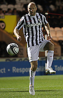 Sam Parkin in the St Mirren v Ayr United Scottish Communities League Cup match played at St Mirren Park, Paisley on 29.8.12.