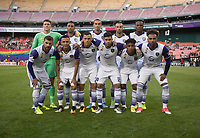 Washington, DC - September 9, 2017: Orlando City SC defeated D.C. United 2-1 during a Major League Soccer (MLS) match at RFK Stadium.