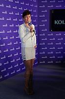 ATENÇÃO EDITOR: FOTO EMBARGADA PARA VEÍCULOS INTERNACIONAIS. SAO PAULO SP, 24 DE SETEMBRO DE 2012. COLETIVA DE IMPRENSA DA KOLESTON.  A apresentadora Xuxa Meneghel durante a entrevista coletiva da marca Koleston no WTC, zona sul da capital paulista na tarde desta segunda feira. FOTO ADRIANA SPACA/BRAZIL PHOTO PRESS