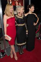 "November 20, 2012 - Beverly Hills, California - Toni Collette, Helen Mirren and Jessica Biel at the ""Hitchcock"" Los Angeles Premiere held at the Academy of Motion Picture Arts and Sciences Samuel Goldwyn Theater. Photo Credit: Colin/Starlite/MediaPunch Inc"
