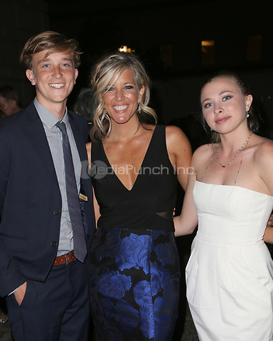 PASADENA, CA - April 30: Laura Wright, Lauren Wright, John Michael Wright, At 44th Annual Daytime Emmy Awards Roaming At The Pasadena Civic Auditorium In California on April 30, 2017. Credit: FS/MediaPunch