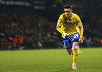 Leeds United's Pablo Hernandez in action<br /> <br /> Photographer David Shipman/CameraSport<br /> <br /> The EFL Sky Bet Championship - West Bromwich Albion v Leeds United - Saturday 10th November 2018 - The Hawthorns - West Bromwich<br /> <br /> World Copyright &copy; 2018 CameraSport. All rights reserved. 43 Linden Ave. Countesthorpe. Leicester. England. LE8 5PG - Tel: +44 (0) 116 277 4147 - admin@camerasport.com - www.camerasport.com