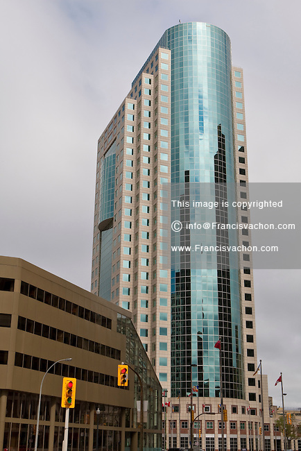Canwest Place is pictured on Portage avenue in Winnipeg Monday May 23, 2011. Formerly named TD Centre, Canwest Place and CanWest Global Place, Canwest Place is the headquarters of Postmedia Network (formerly named Canwest)