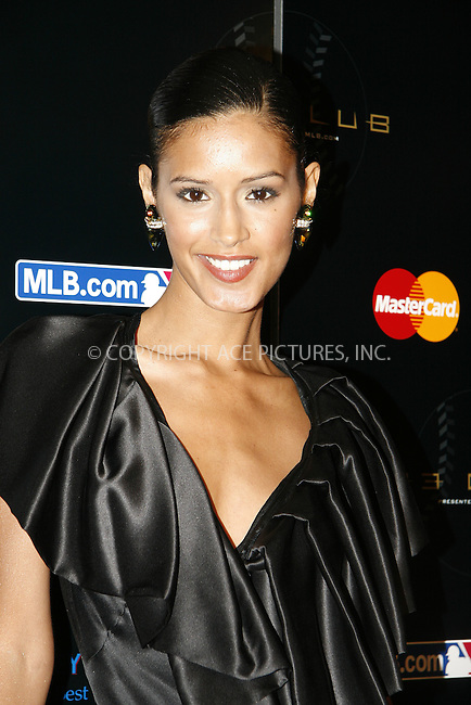 WWW.ACEPIXS.COM . . . . .  ....July 13 2008, New York City....Winner of America's Next Top Model Jaslene Gonzalez at the '33 Club party' presented by MLB.com at the Roseland Ballroom on July 13, 2008 in New York City....Please byline: NANCY RIVERA- ACE PICTURES.... *** ***..Ace Pictures, Inc:  ..tel: (646) 769 0430..e-mail: info@acepixs.com..web: http://www.acepixs.com