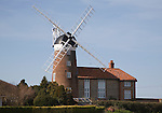 Windmill at Weybourne, Norfolk, England