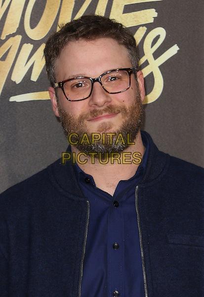 09 April 2016 - Burbank, California - Seth Rogen. 2016 MTV Movie Awards held at Warner Bros. Studios. <br /> CAP/ADM/SAM<br /> &copy;SAM/ADM/Capital Pictures