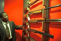 EXA Brescia, salone armi leggere,
